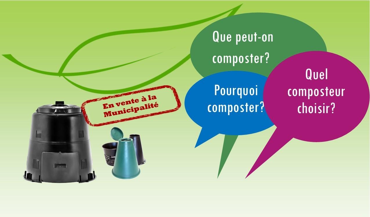 Formation gratuite compostage domestique municipalit de l 39 ange gardien - Formation de gardien d immeuble gratuite ...